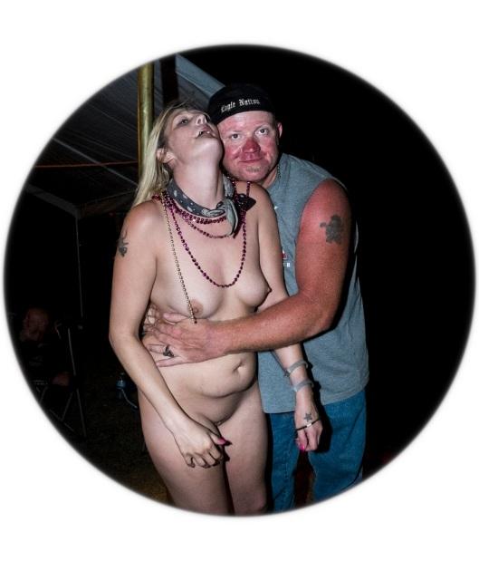Finding Love at the Bikers Mardi Gras  Copyright 2014 Daniel D. Teoli Jr.