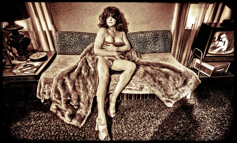 Barbara LeMay coptright 1974 Daniel D. Teoli Jr.