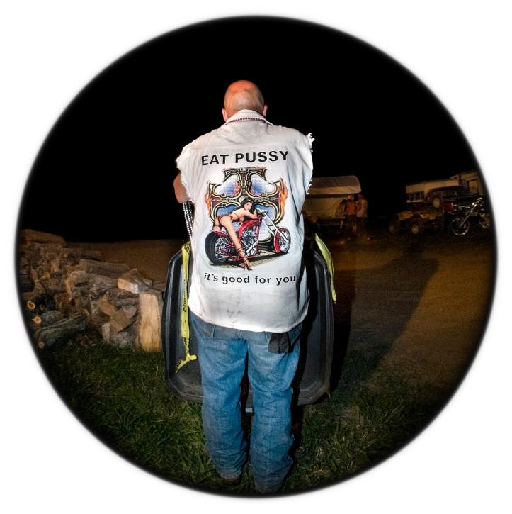Bikers Mardi Gras #16 Copyright 2014 Daniel D. Teoli Jr.