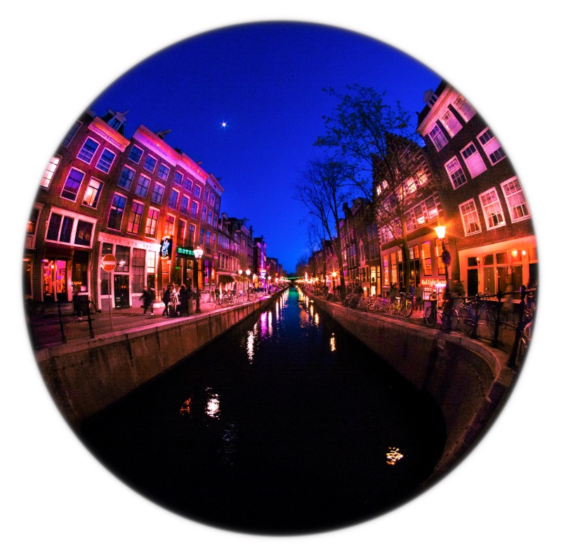 5 Red Light District Amsterdam Copyright 2014 Daniel D. Teoli Jr.