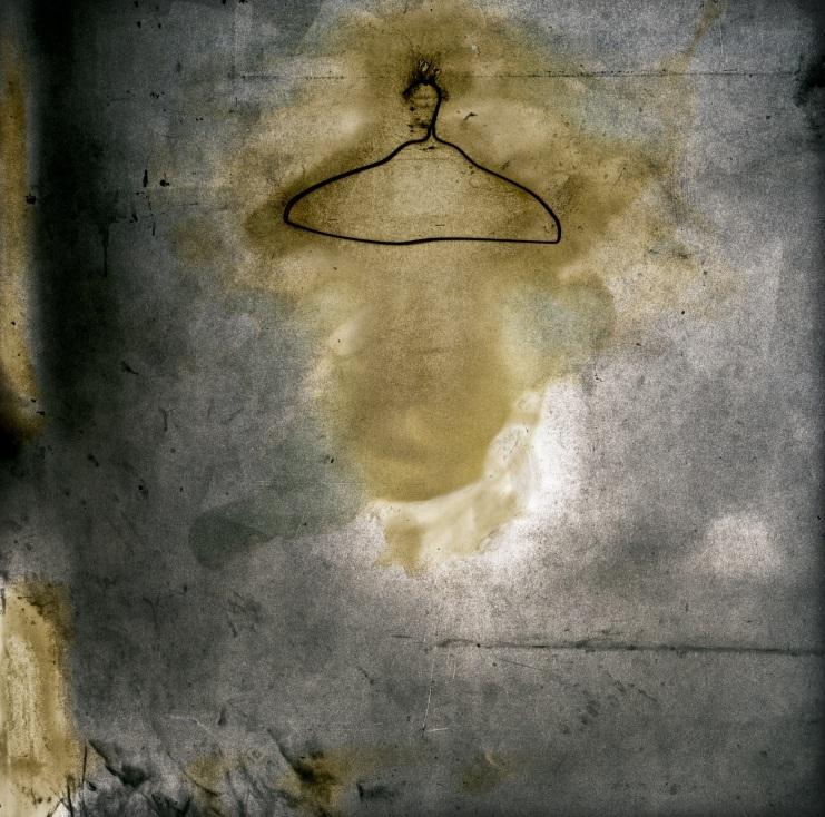 Coat Hanger Copyright 1974 Daniel D. Teoli jr. mr