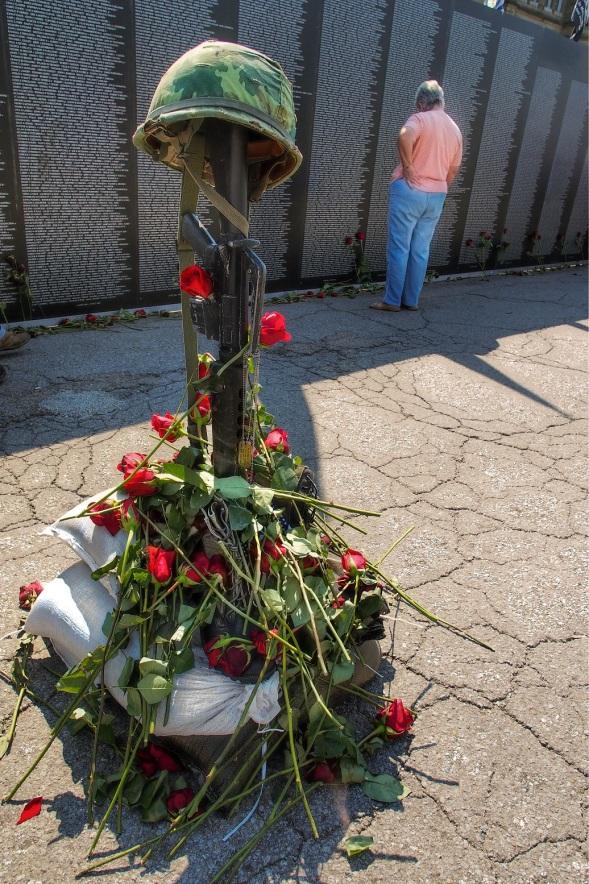 Fallen Soldier Memorial Copyright 2012 Daniel D. Teoli Jr mr