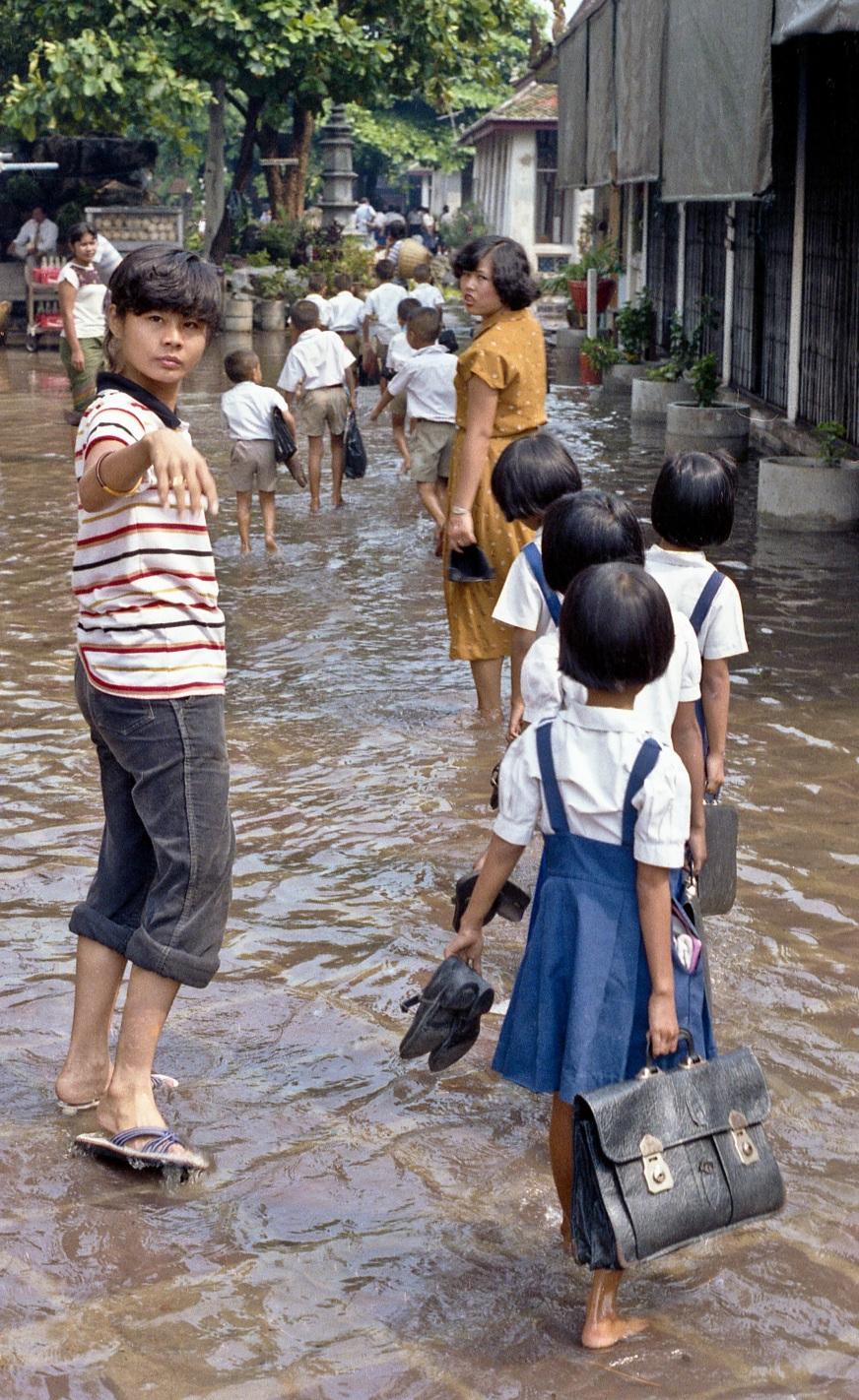 Monsoon Thailand Copyright 1982 Daniel D. Teoli jr. mr