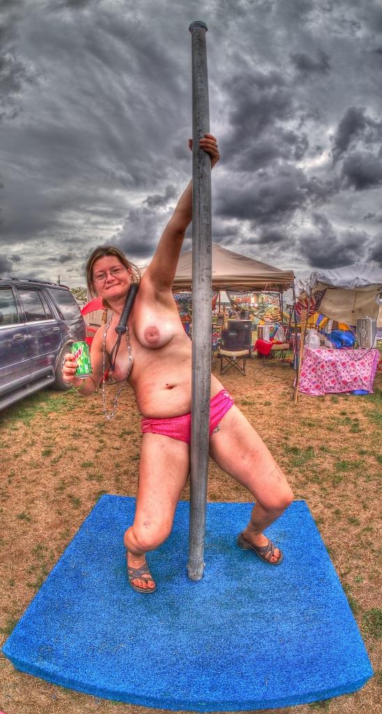 Pole Dancer Ros County 2012 Daniel D. Teoli Jr.