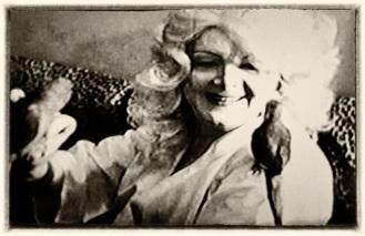 1 Barbara LeMay in Gone...Up In Smoke! 1975 mr