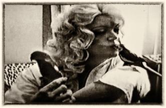 2 Barbara LeMay in Gone...Up In Smoke! 1975 mr