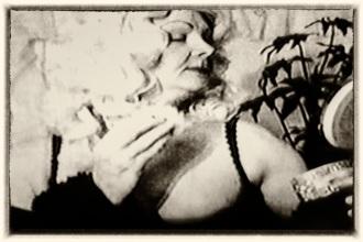 26. Barbara LeMay in Gone...Up In Smoke! 1975 mr