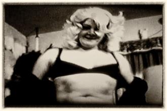 56 Barbara LeMay in Gone...Up In Smoke! 1975 mr