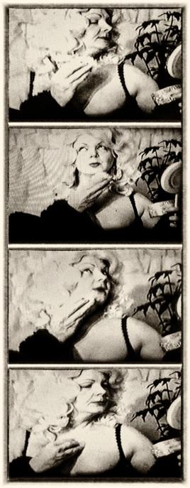 Barbara LeMay Gone Up in Smoke 1975 Daniel D. Teoli Jr. mr