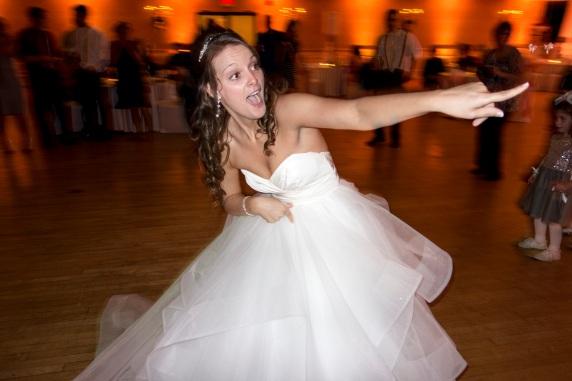 Dancing Queen Bride Copyright 2014 Daniel D. Teoli Jr. mr