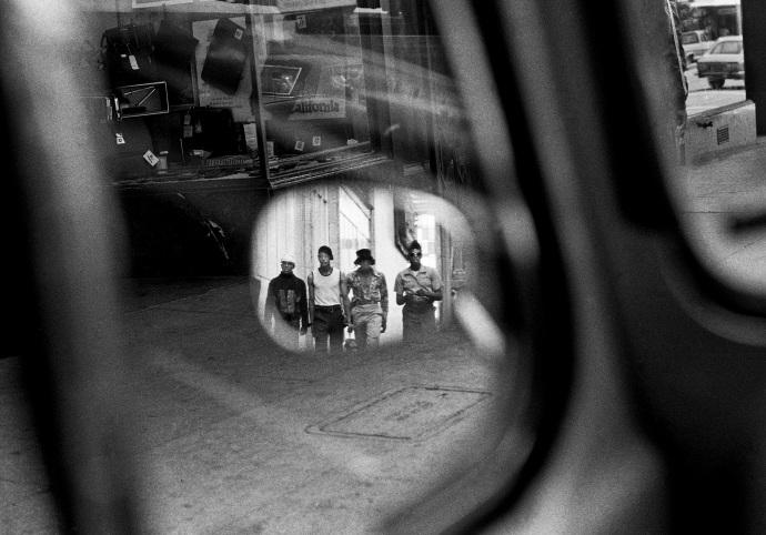 'Mirror image' Copyright 1972 Daniel D. Teoli Jr- V16 mr