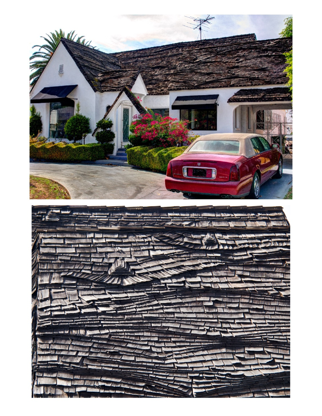 Sculpted Roof copyright 2012 Danuiel D. Teoli Jr. mr