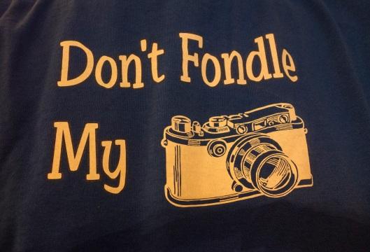 Camera Fondler 2 copyright 2015 Daniel D. Teoli Jr. mr