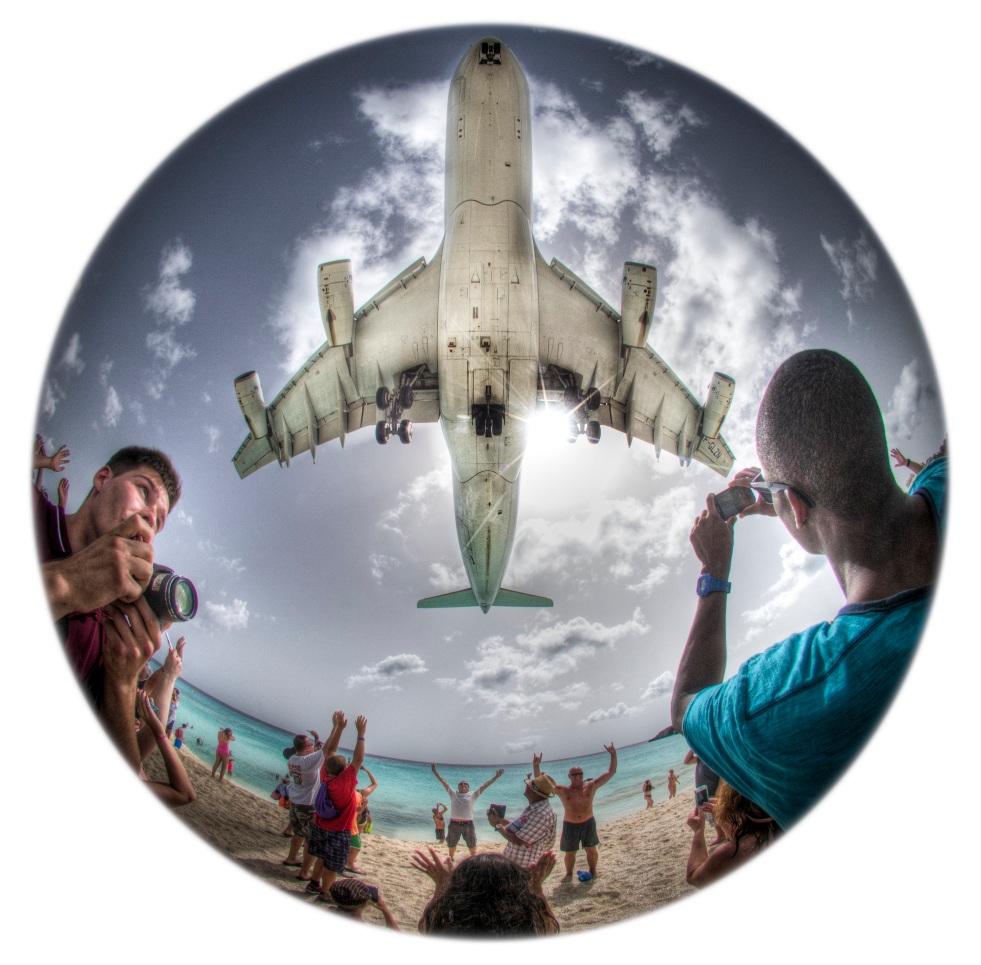Plane Worshipers copyright 2014 Daniel D. Teoli Jr.