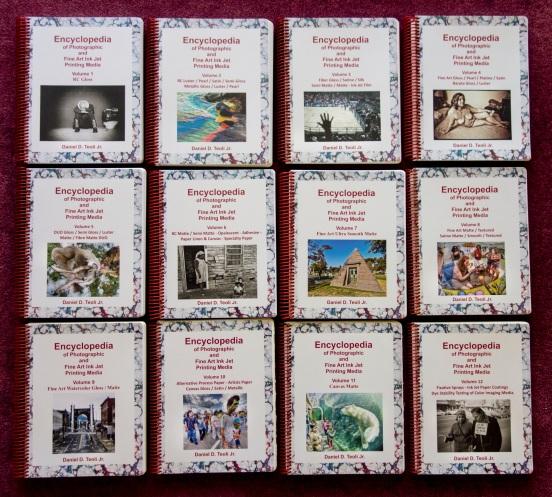 Encyclopedia of Ink Jet Printing Daniel D. Teoli Jr. mr 1