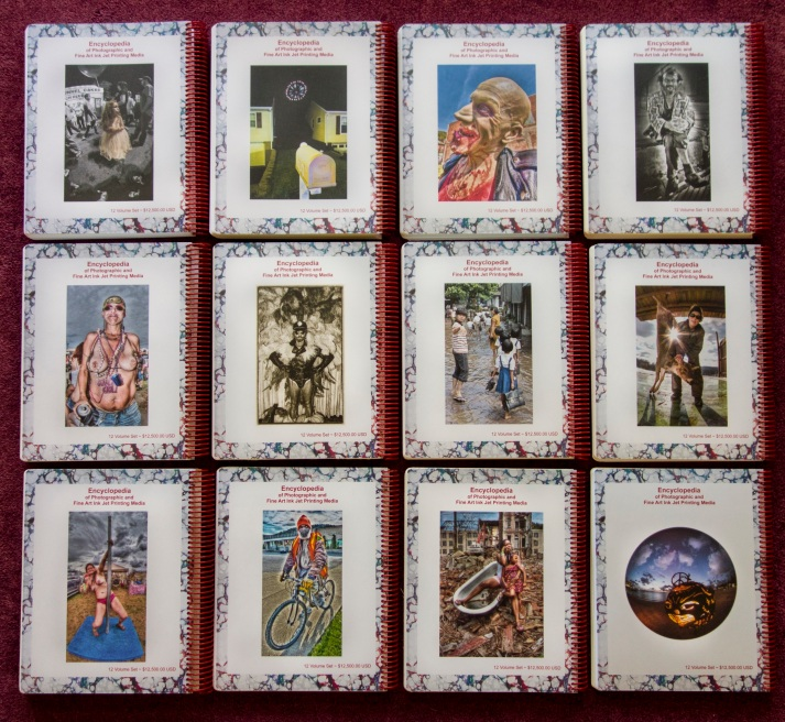 Encyclopedia of Ink Jet Printing Daniel D. Teoli Jr.  mr 2