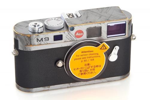 Distressed Leica D.D. Teoli Jr. A.C.