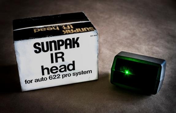Sunpak 622 Infrared Head 2015 Daniel D. Teoli Jr. mr