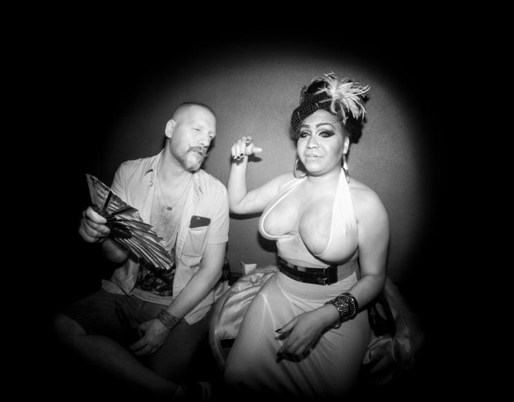 Transwoman & Friend 2015 Daniel D. Teoli Jr. hr