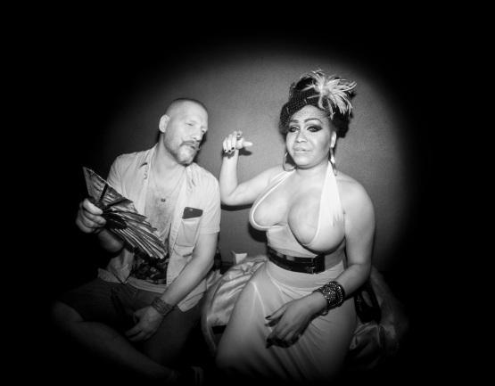 Transwoman & Friend 2015 Daniel D. Teoli Jr. mr