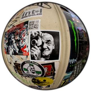 De Wallen Graffiti 2014 Daniel D. Teoli Jr.