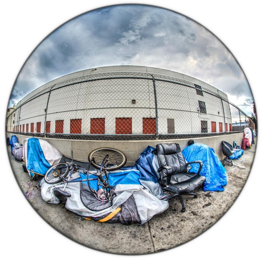 Homeless L.A. 2015 Daniel D. Teoli Jr.