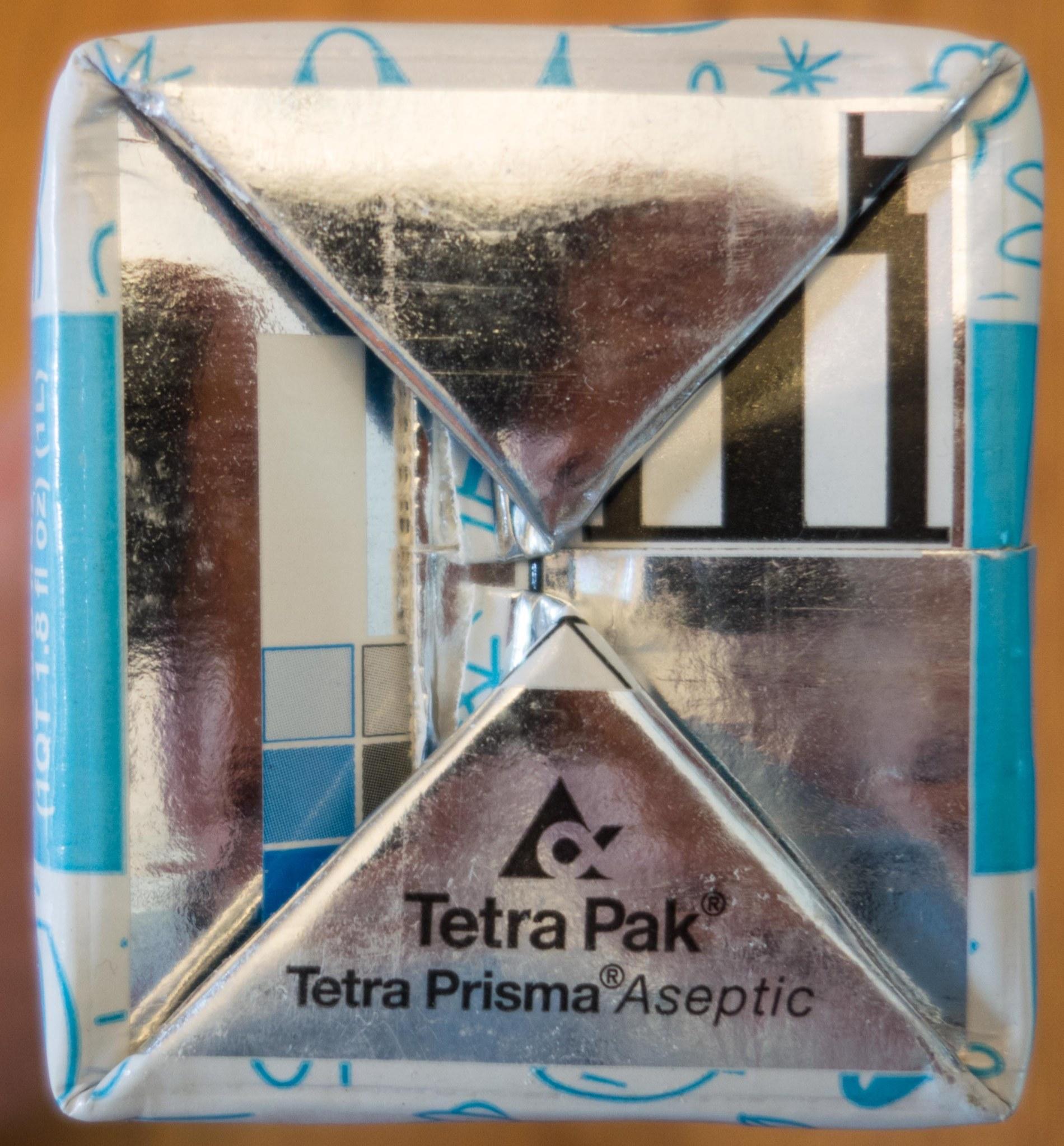 Rethink water Tetra Pak Tetra Prisma D.D.Teoli Jr. 5