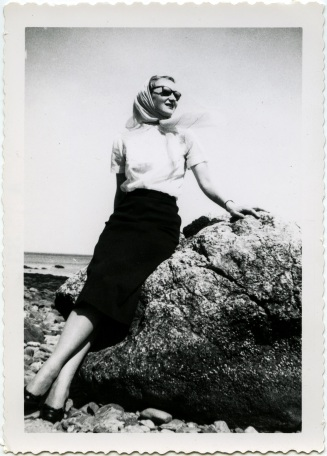 Girls of the Beat Generation Daniel D. Teoli Jr. Archival Collection (3)