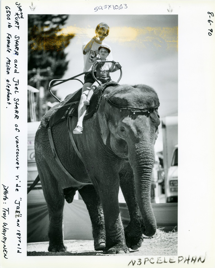 1990 - Selection from The End of an Era - Daniel D. Teoli Jr. Archival Collection mr