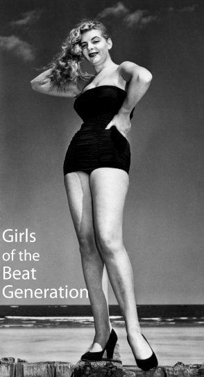 Girls of the Beat Generation - Daniel D. Teoli Jr Archival Collection