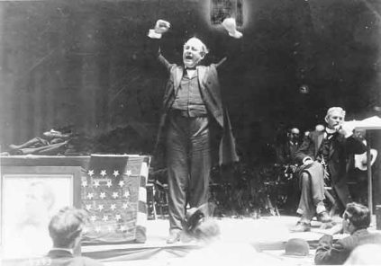 1896 DNC William Jennings Bryan