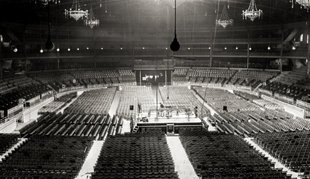 1924 DNC Madison Square Garden pre-convention