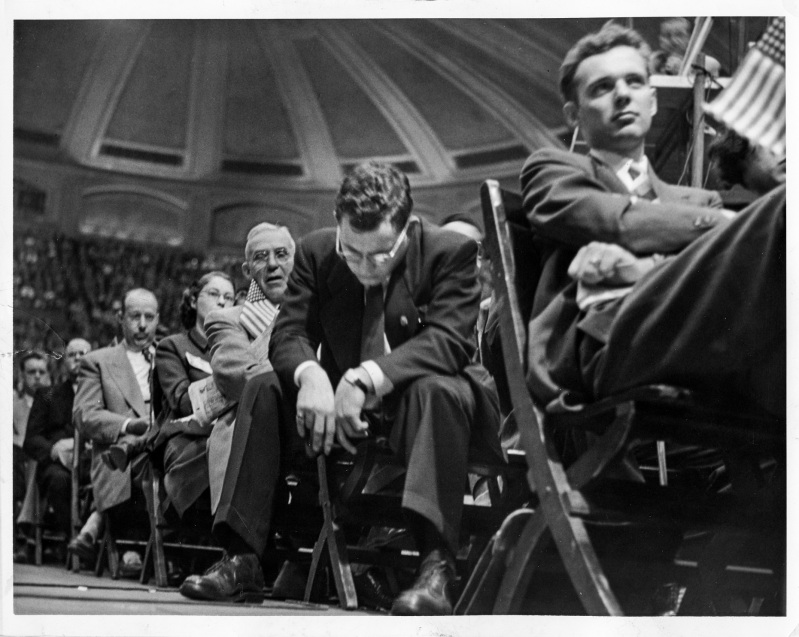 1952 RNC Sen. Nixon's speech Daniel D. Teoli jr. Archival Collection m