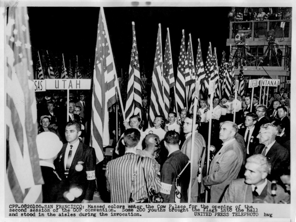 1956 RNC Daniel D. Teoli Jr. Archival Collection (2)
