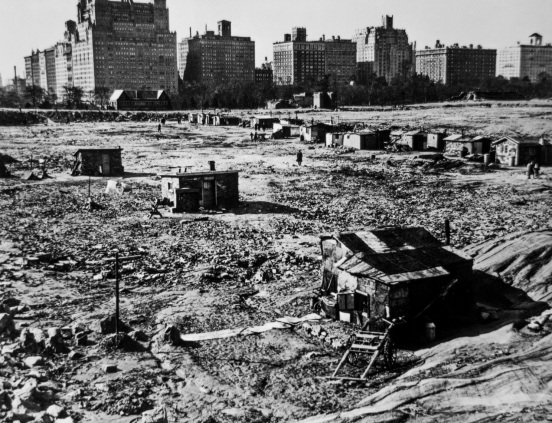 makeshift-housing-during-the-1930-depression-ny