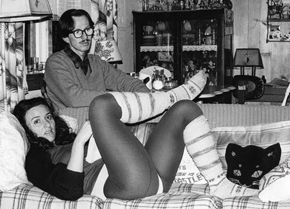 Aline Kominsky - Crumb and Robert Crumb