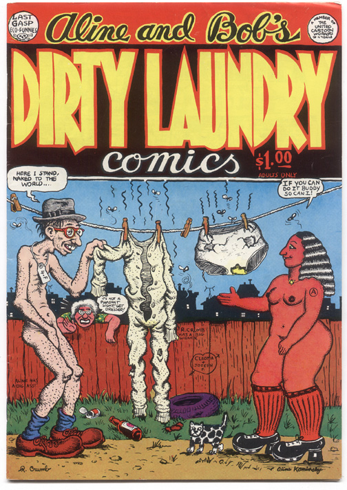 Dirty Laundry Robert Crumb Aline Kominsky