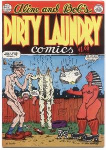 Dirty Laundry Robert Crumb Aline Kominsky