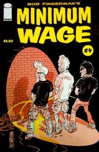 Minimum Wage Bob Fingerman m