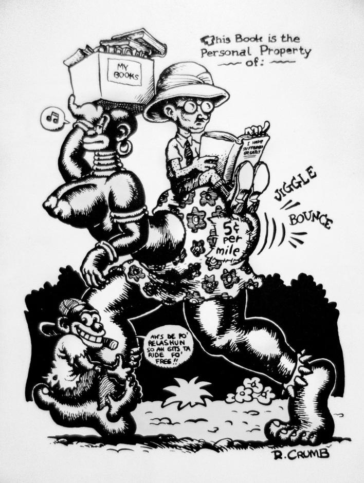 Robert Crumb artwork (1)
