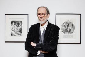 Robert Crumb - David Levene - for the Guardian