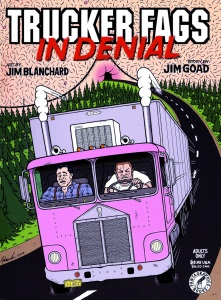 Trucker Fags in Denial Jim Blanchard