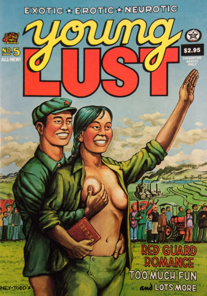 Young Lust cover