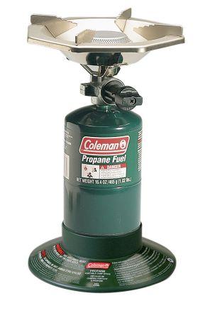 Coleman camping propane burner