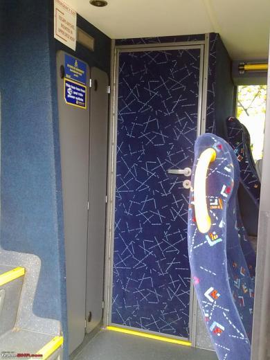 megabus toilet