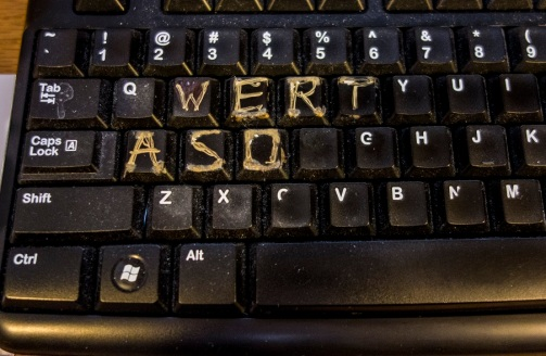 worn-out-bohemian-keyboard