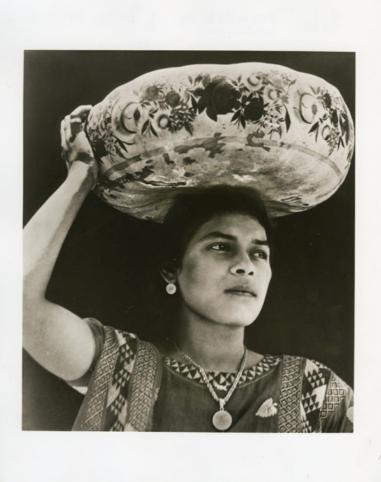 Tina Modotti - Woman of Tehuantepec $99.75