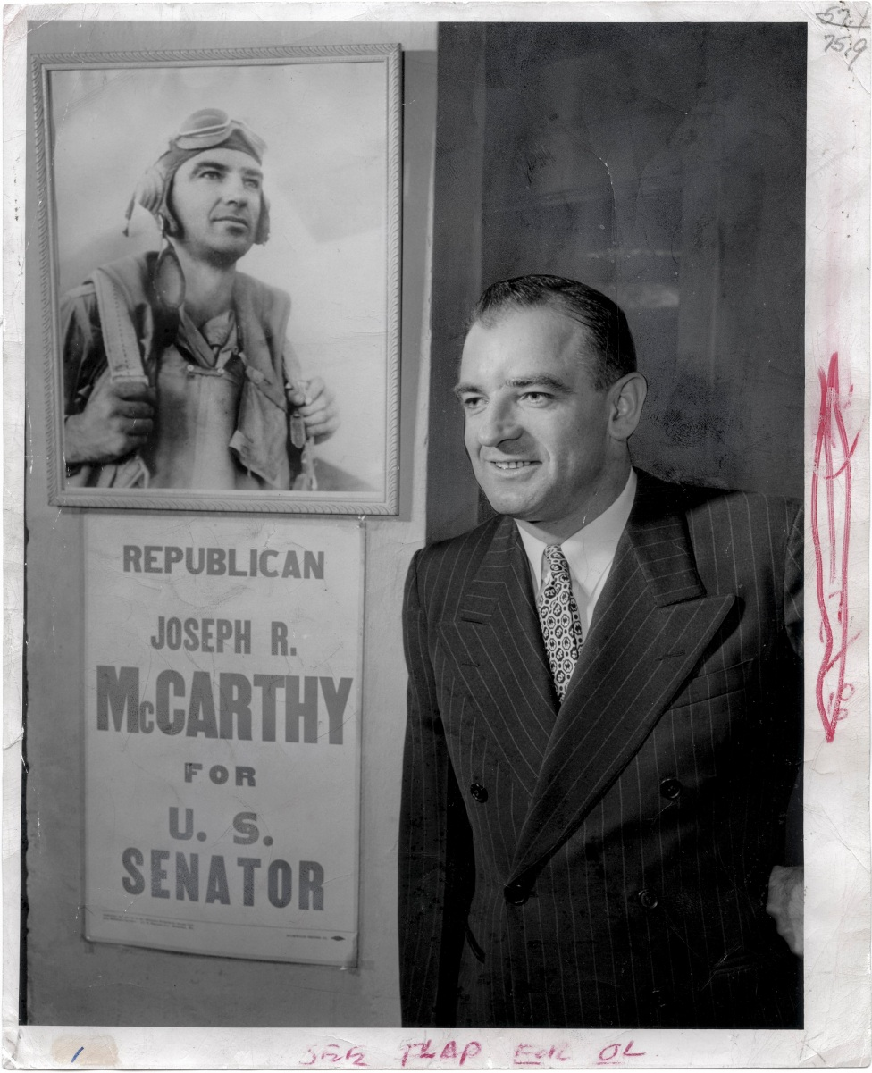 The McCarthy Files Daniel D. Teoli Jr Archival Collection lr