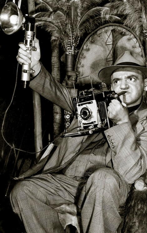 Weegee Daniel D. Teoli Jr. Archival Collection m