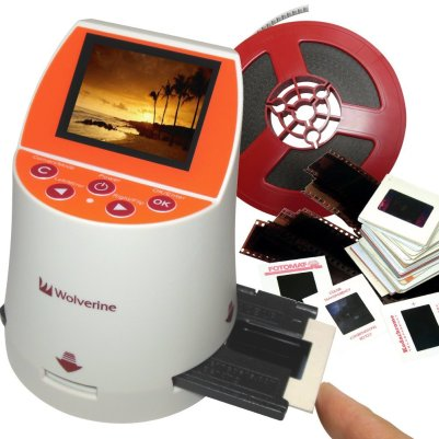 Wolverine film scanner